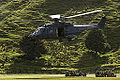 Royal New Zealand Air Force NHIndustries NH90 takes off outside of Whangamonona.jpg