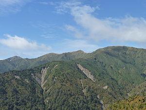 Ruahine Range - Ruahine Range
