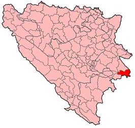 Rudo Municipality Location.png
