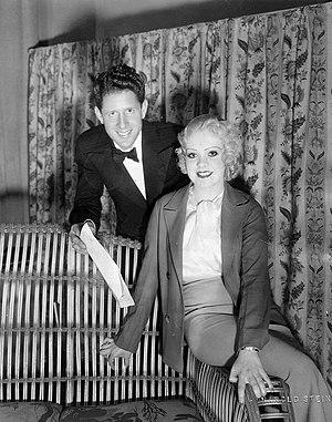 The Fleischmann's Yeast Hour - Vallée and Alice Faye, 1933