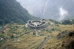 Ruins Of Rest-hut, Inca Trail.jpg