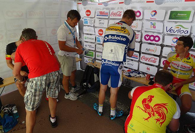 Rumillies (Tournai) - Tour de Wallonie, étape 1, 26 juillet 2014, arrivée (B15).JPG