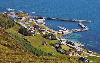 Runde - Runde Harbor