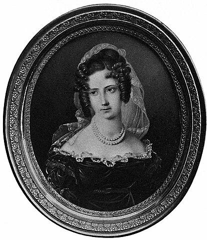 Елизавета Александровна, дочь