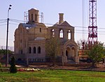 Russian church Holy Cross Yerevan 2013.jpg