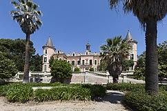 Casa Torre Les Heures familia Gallart, Barcelona (1894-1898)