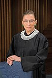 Ruth Bader Ginsburg official SCOTUS portrait