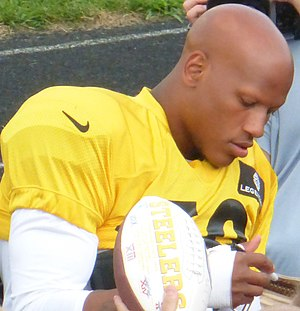 Ryan Shazier - Shazier in 2014 training camp