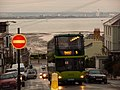 Ryde - a bus ascending George Street - geograph.org.uk - 2163996.jpg