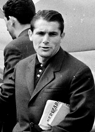 Károly Sándor - Sándor in 1961