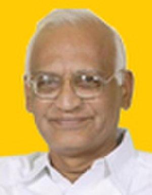 S. P. Y. Reddy - Image: S. P. Y. Reddy Member of Parliament
