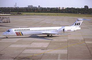 Scandinavian Airlines Flight 751 aviation accident