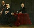 SA 3041-De regenten van het Leprozenhuis-Twee regenten en de binnenvader van het Leprozenhuis.jpg