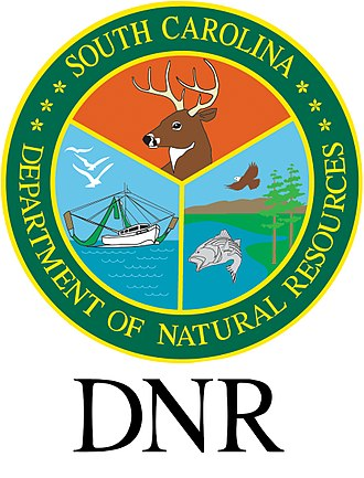 Seal of South Carolina - Image: SC Dept. of Natural Resources agency logo