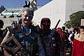 SDCC 2017 - Cable and Deadpool Cosplay (35308464974).jpg