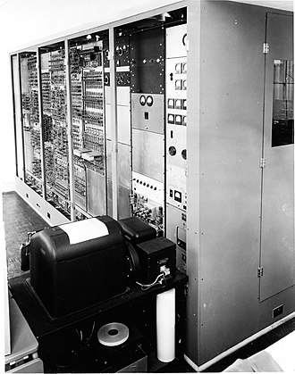 SEAC (computer) - SEAC 1n 1950
