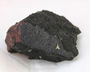 Sutter's Mill meteorite - Image: SM Miller 5.9g