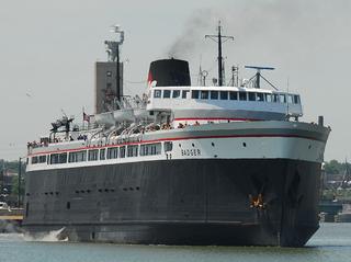 Ferries in Michigan