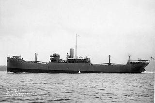 SS <i>Black Osprey</i> Cargo ship for the American Diamond Lines (1917)
