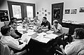 STS-3 debriefing at Johnson Space Center.jpg