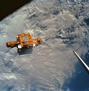 STS-56 - SPARTAN-201