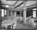SUN ROOM - Wawona Hotel, Annex Building, Wawona, Mariposa County, CA HABS CAL,22-WAWO,1-G-5.tif