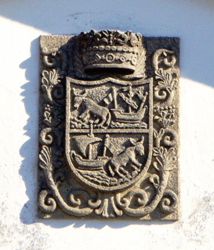 Sabarís, escudo no mercado