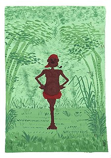 Saci (Brazilian folklore) character in Brazilian folklore