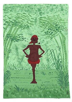 Saci (Brazilian folklore) - Saci-pererê