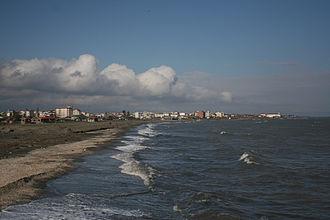 Astara, Iran - Beach in Astara