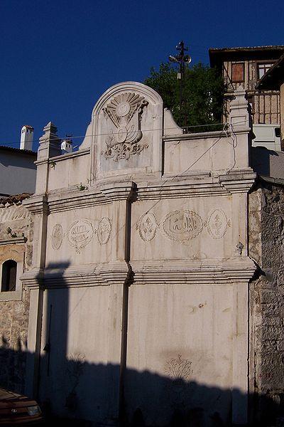 Dosya:Safranbolu Fountain 2.jpg