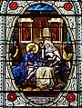 Saint-Louis-en-l'Isle église vitrail nef détail (2).JPG