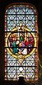 Saint-Pierre-Église Église de Saint-Pierre apôtre Baie 06 Lavement des pieds 2016 08 21.jpg
