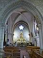 Saint-Pierre-d'Oléron Kirche - Herz-Jesu-Kapelle 1.jpg