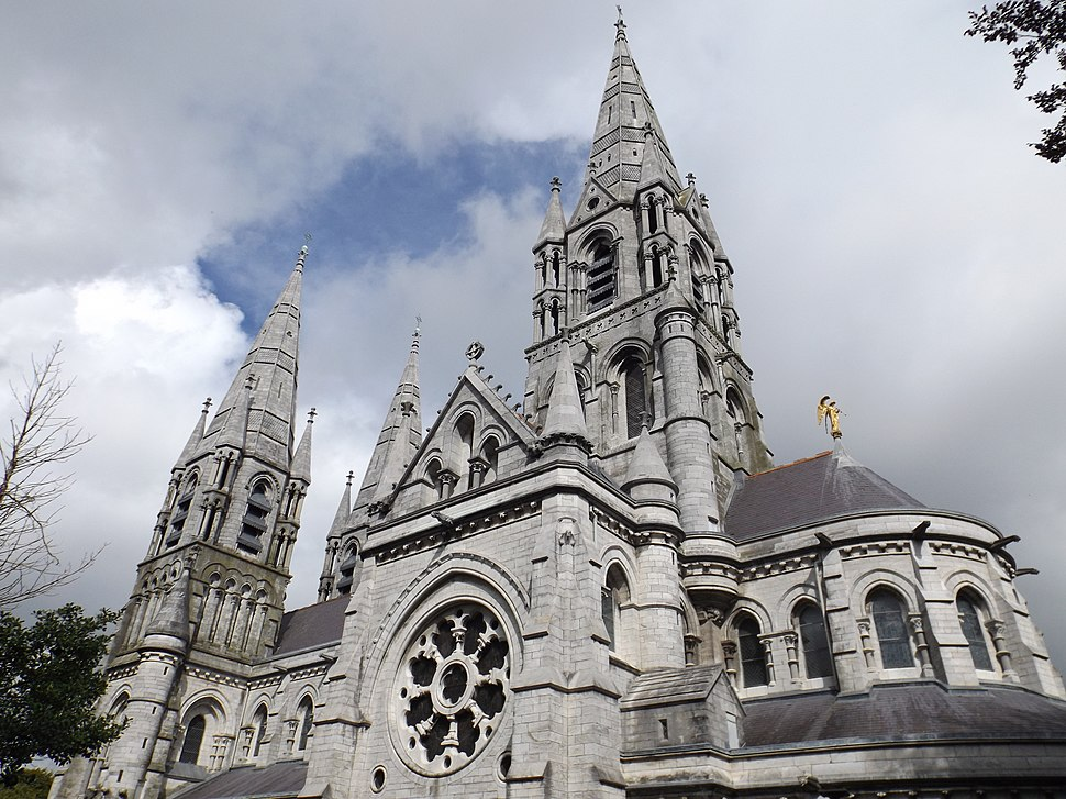 Saint Fin Barre%27s Cathedral 1