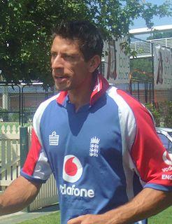 Sajid Mahmood Cricket player of England.