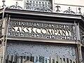 Saks & Company Latticework.JPG
