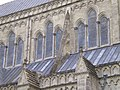 Salisbury Cathedral flying buttresses 2.JPG
