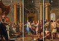 Salomon recevant la Reine de Saba (découpage en 3 temps).jpg