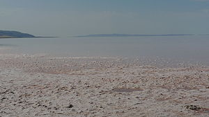 Lake Tuz - Image: Salt Lake Tuz,Turkey 2010