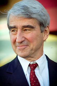 O actor estatounitense Sam Waterston, en una imachen de 2010.