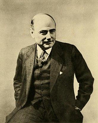 American Management Association - Sam A. Lewisohn, first AMA president in 1923-26.