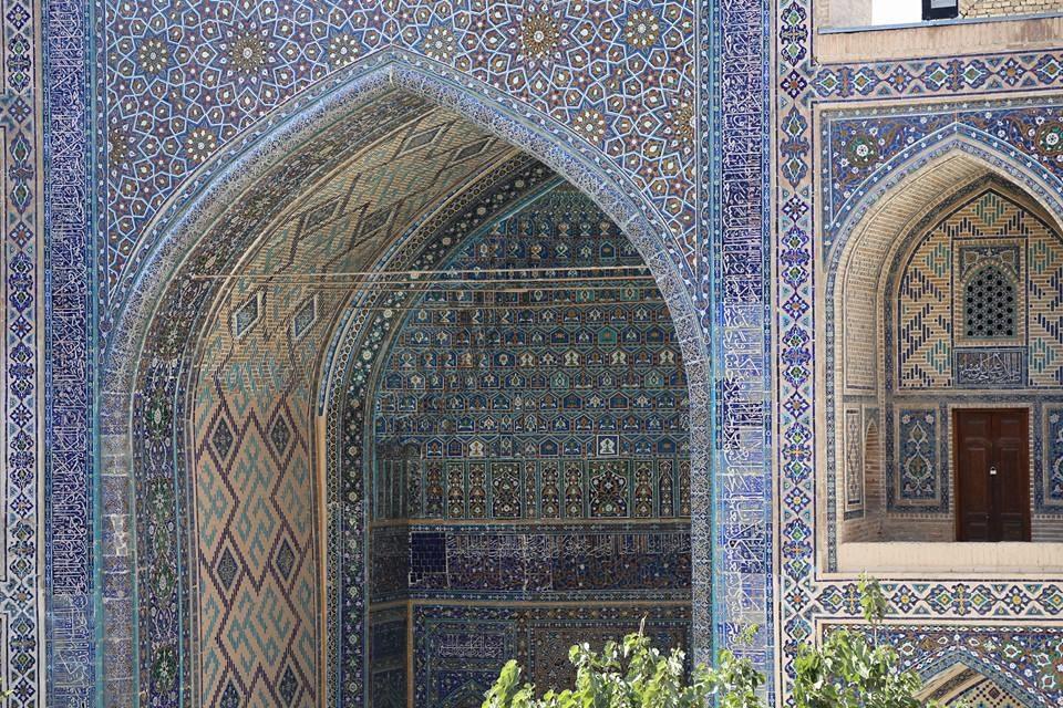 Samarkand city sights13