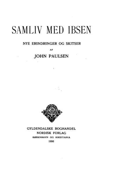 File:Samliv med Ibsen.djvu