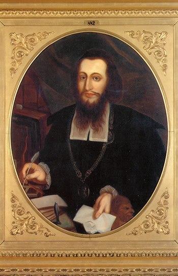Samson Wertheimer portrait