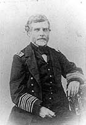 Samuel Phillips Lee - Samuel Phillips Lee, United States Navy Rear Admiral