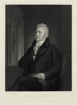 Samuel Taylor Coleridge at age 42