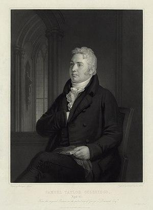 Samuel Taylor Coleridge cover