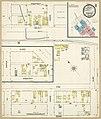 Sanborn Fire Insurance Map from Sisson, Siskiyou County, California. LOC sanborn00854 002-1.jpg
