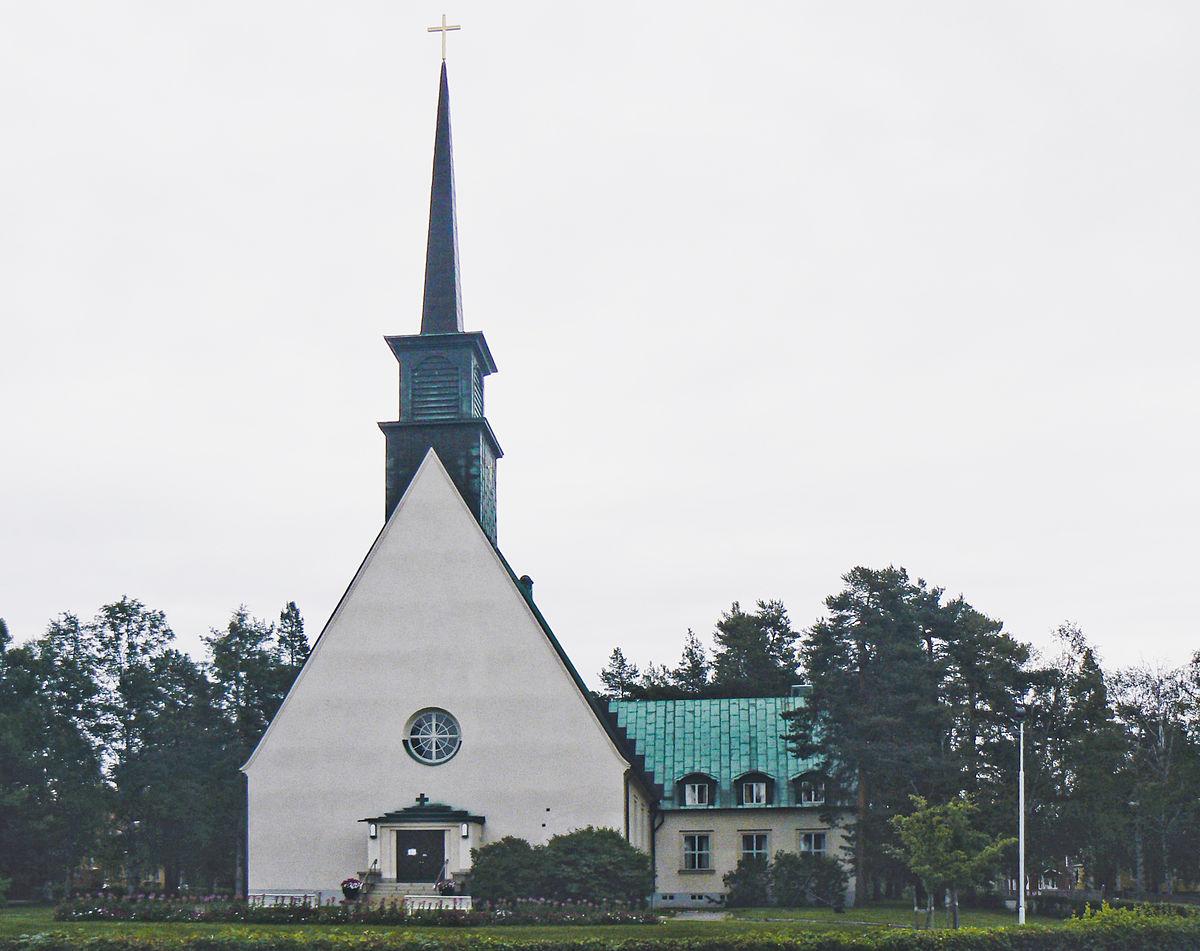 Skellefte S:t rjans frsamling - Svenska kyrkan